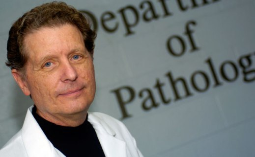 Рихард Шлегель (Richard Schlegel), MD, PhD.
